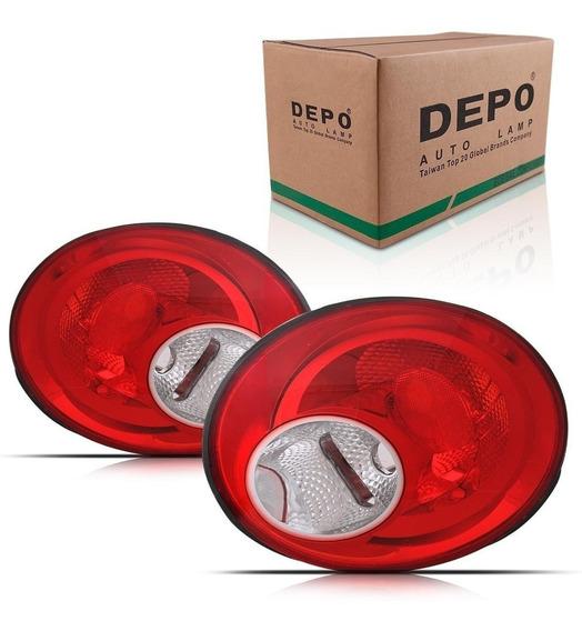 Lanterna Traseira New Beetle 06 07 08 2009 2010 2011 2012