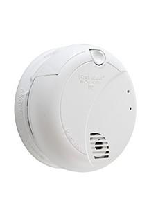 First Alert Brk 7010b Hardwire Alarma De Humo Con Sensor Fot