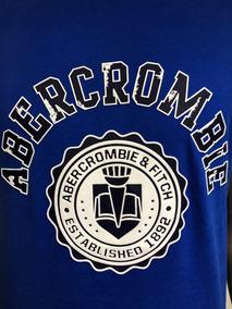 Camisa Camiseta Abercrombie & Fitch E Hollister Original