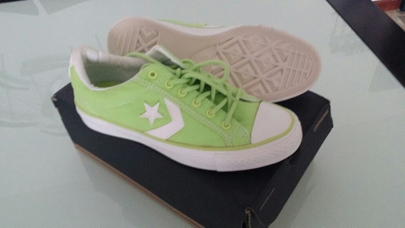 Zapatos Converse Star Player De Dama 100% Originales 5.5