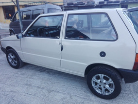 De Oportunidad Vendo Flamante Fiat Uno Color Crema 1990