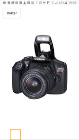 Camera Fotografica Canon T6