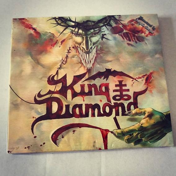 King Diamond House Of God Cd Digipack