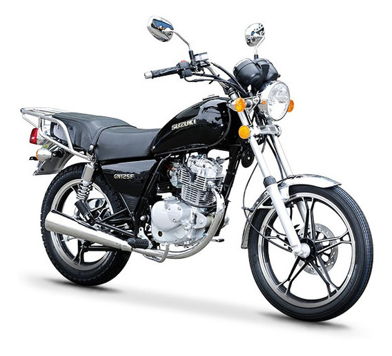 Suzuki Gn 125 Gn 125