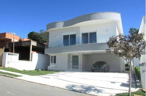 Casa Com 5 Dormitórios À Venda, 480 M² Por R$ 2.600.000,00 - Granja Viana - Cotia/sp - Ca16202