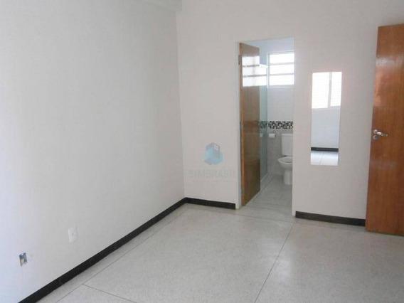 Apartamento Com 1 Dormitório À Venda, 40 M² Por R$ 205.000 - Castelo - Campinas/sp - Ap1441