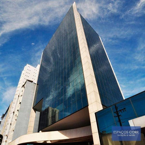Conjunto Comercial Para Alugar, 183m² - Jardim Paulistano - São Paulo/sp - Cj2409