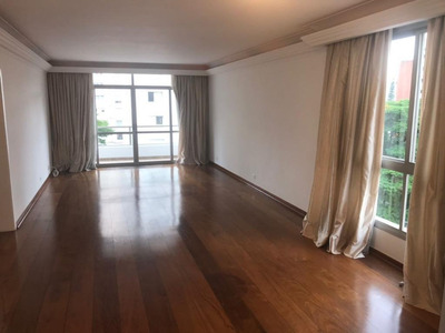 Apartamento Em Brooklin, São Paulo/sp De 187m² 4 Quartos À Venda Por R$ 1.290.000,00 - Ap173937