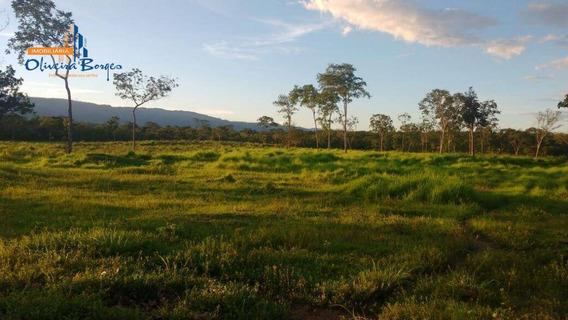 Chácara À Venda, Zona Rural, Niquelândia. - Ch0026