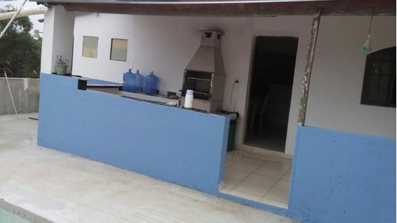 Sítio / Chácara Para Venda Em Biritiba-mirim, Centro, 2 Dormitórios, 2 Suítes, 3 Banheiros, 10 Vagas - 1734