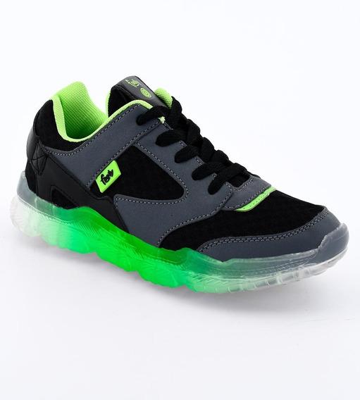 Zapatillas De Niños Con Luces Footy Crystal Led Fx391
