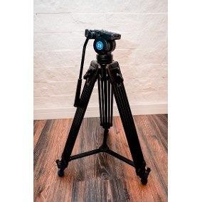 Tripé Para Filmadora Profissional Benro