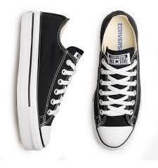Tenis Converse All Star Flatform Ct04950001