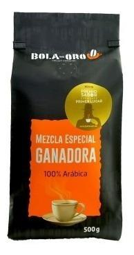1/2 Kg Cafe Bola De Oro Mezcla Ganadora Expo-café!!!
