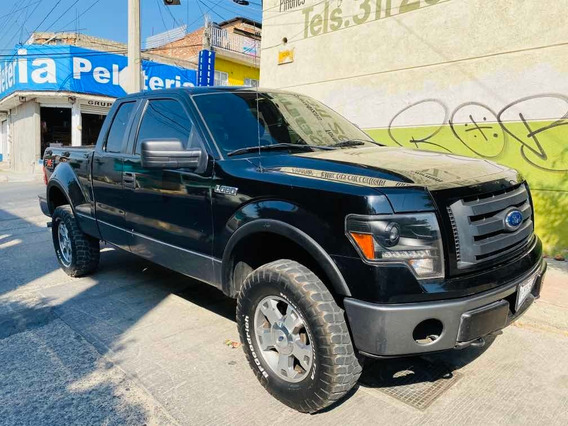 Ford Lobo 2009 5.4 Sport Fx4 Cabina Regular 4x4 Mt
