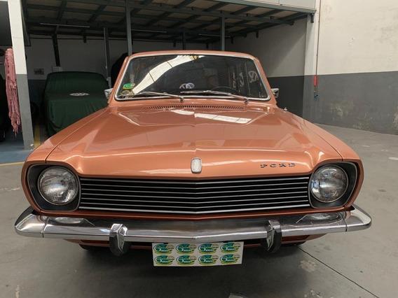 Ford Belina - 22.000 Km De Fábrica - Para Colecionadores