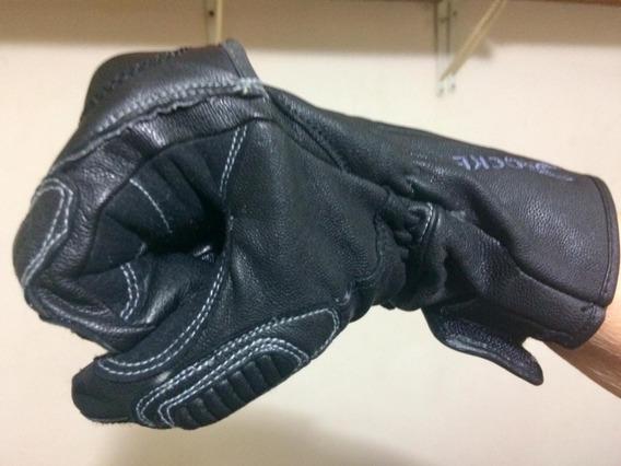 Luvas De Couro Para Motociclistas Joe Rocket (tamanho M)