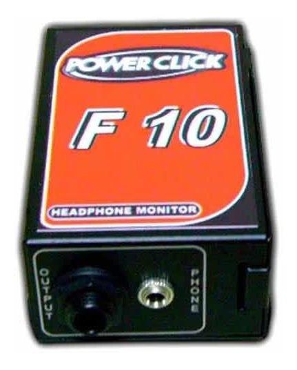Powerclick F10 Amplificador Para Fones