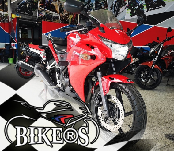 Honda Cbr 250 2016, Papeles Nuevos, Recibimos Moto, Bikers!!