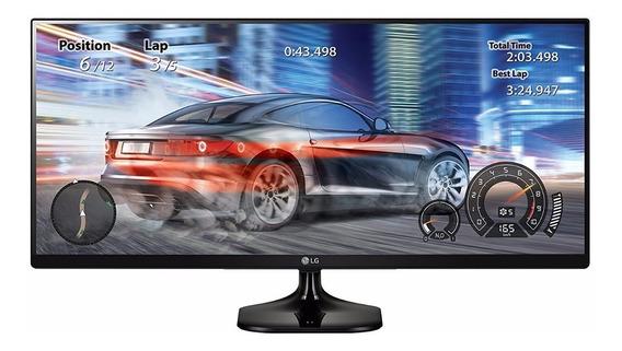 Monitor Led Lg 25 Ultrawide Full Hp Ips 25um58-p
