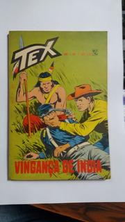 Tex 02 - Vingança De India - 1971 - Vecchi - 1a Edicao