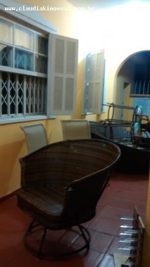 Casa Para Venda Em Volta Redonda, Conforto, 3 Dormitórios, 1 Suíte, 2 Banheiros, 2 Vagas - 513593