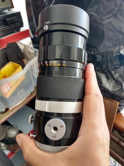 Lente Manual Canon Fl Zoom 55-135 1:3.5