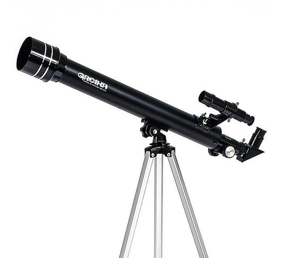 Telescópio Astronômico 1350x Greika Completo Frete Grátis
