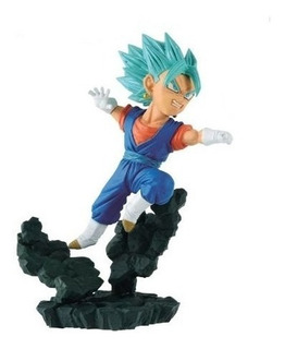 Dragon Ball Super Wcd Vegetto God Blue (original) Banpresto