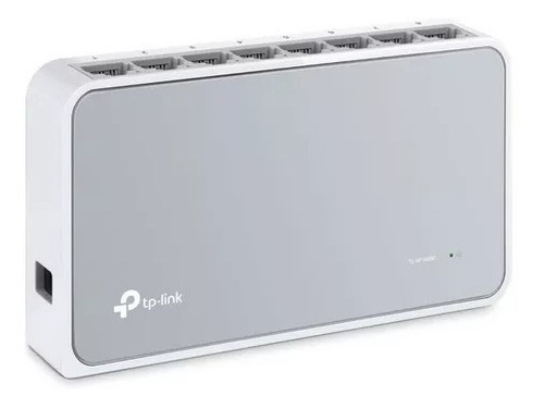 Switch Tp-link 8 Puertos Tl-sf1008d 10/100mbps Desktop