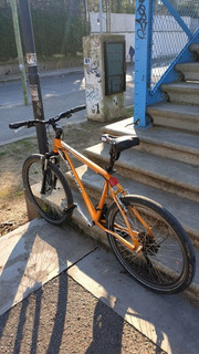 Bicicleta Skinred Mtb 21c R26