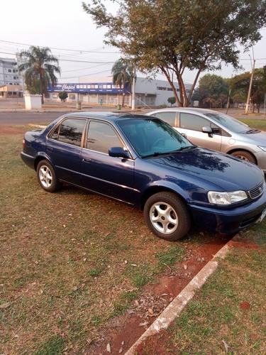 Imagem 1 de 9 de Toyota Corolla 2000 1.8 16v Xei Aut. 4p