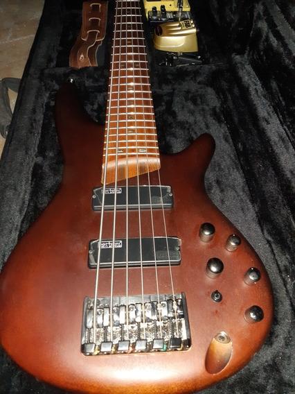 Bass Electrico Ibáñez Sdgr 506 2018