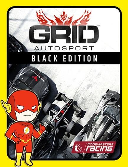 Grid Autosport Black Edition Pc - Steam Key (envio Flash)
