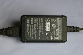 Fonte Carregador Sony Ac-l200c Original Para Filmadoras Sony