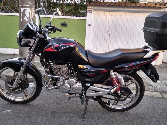 Suzuki Gsr150i - Impecável!