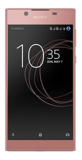 Celular Sony Xperia L1 Rosa 16gb G3312 Dual 4g Tela 5