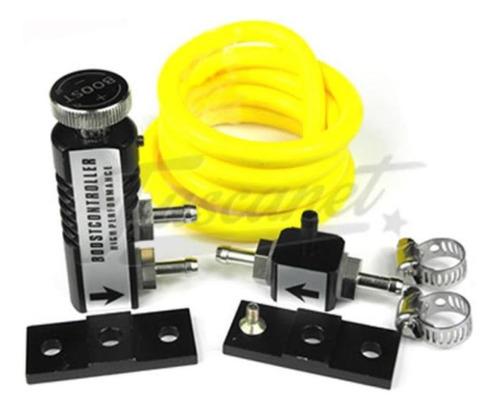 Vw Fusca Controlador Sobrepresion Turbo  Booster  Manual Neg