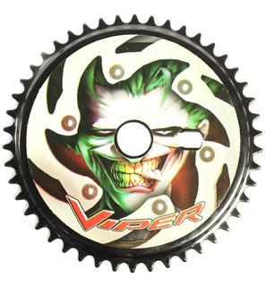 Coroa Engrenagem De Bicicleta 46 Dentes Modelo Coringa