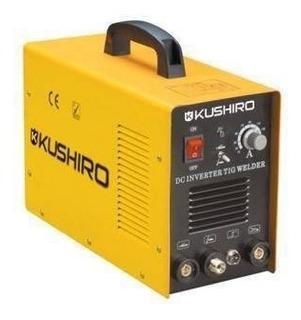Soldadora Inverter Combinada Tig/mma Kushiro Dc 200 Amp