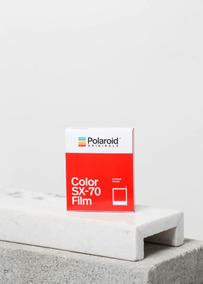 Filme Polaroid Sx-70 (2 Unidades)