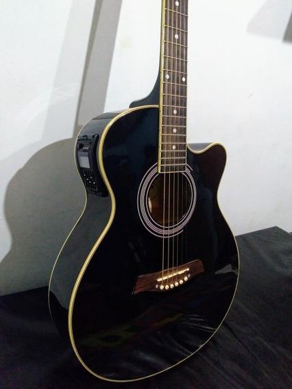 Guitarra Electroacústica G.shelter