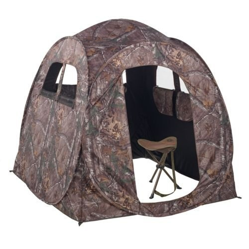 Camuflaje Realtree Xtra Pop-up Blind Ss 2-pack