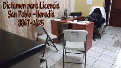 Dictamen Medico Para Licencia - San Pablo Heredia