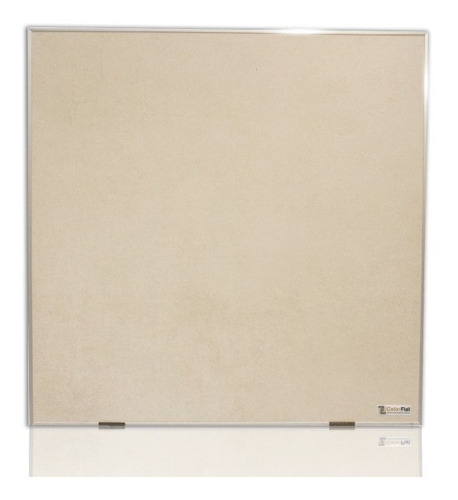 Imagen 1 de 5 de Panel Calefactor 520w 60x60 Calorflat Elegance - Tofema