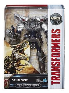Muñeco Transformers The Last Knight - Grimlock Premier