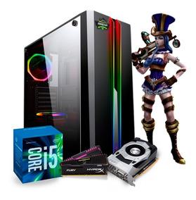 Pc Gamer I5 7400 (geforce Gtx 1050 Ti 4gb) 8gb / 1tb