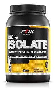 Whey Protein 100% Isolado Ftw 900g 12xs/juros