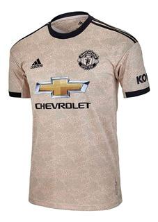 Nova Camisa Original Manchester United Uniforme 2 (19/20) M-fut