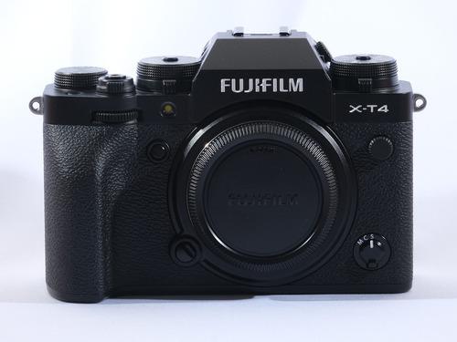 Câmera Digital Fujifilm X-t4   11 Meses De Garantia  Com Nf